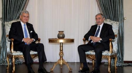 Volkan Bozkir and Mustafa Akinci