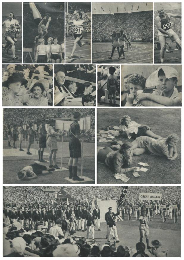1948 London Olympics 2