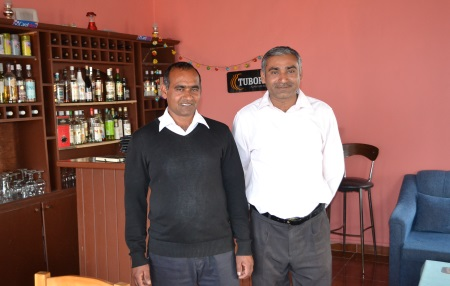 Ali and Javed