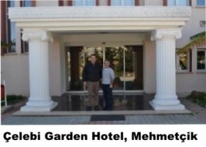 Celebi Garden Hotel  image
