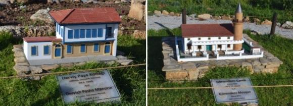 Dervish Pasha Mansion and Gonendere Mosque