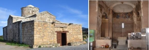 Panagia Pergminiotissa Church