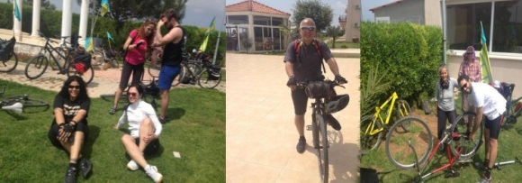 The Northern Cyprus Cycling Federation used the hotel for a cycling