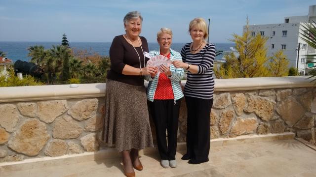 Pauline, Margaret, Angela
