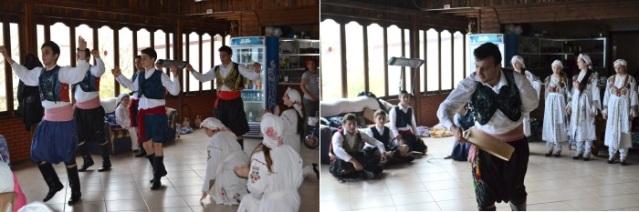 Folk Dancers from Lefke