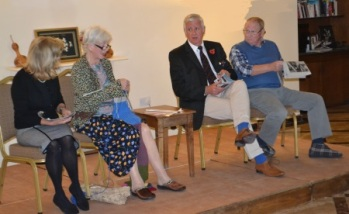 Jacqueline McIntyre, Diana Peek, Ian Chennell, Bill McIntyre
