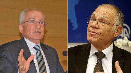 Osman Ertuğ and Ergün Olgun