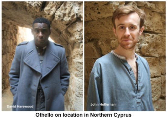 Othello on location 1
