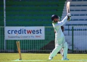Sajjad Kamal 'hat-trick' wicket image