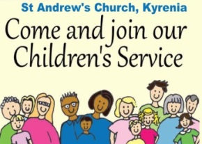 St Andrews Children's Easter Service image