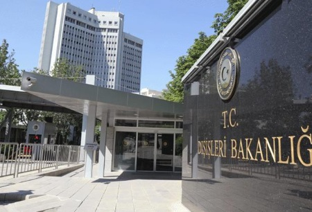 Turkey Ministry of Foreign Affairs