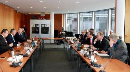 Akinci addressed German Federal Parliament