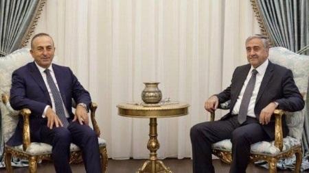 Akinci and Ozgurgun received Cavusoglu