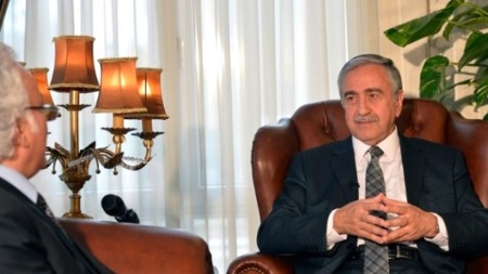 Akinci interview with Deutsche Welle