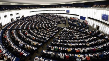EP Turkey report accepted