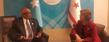 FM Colak - IOC Summit