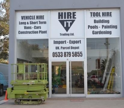 Hire It Trading Ltd
