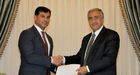 Huseyin Ozgurgun and Mustafa Akinci