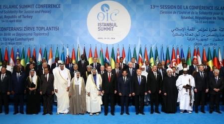 IOC Summit group photo