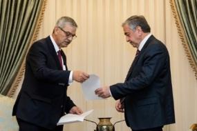 Kalyoncu resigns