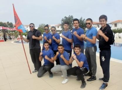 Kick Boxing Team