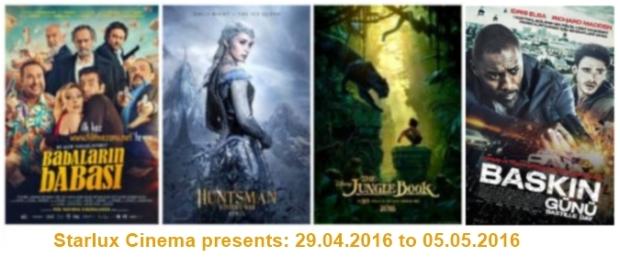 Starlux films 29.04.2016