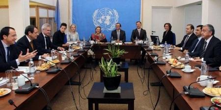 UN - talks going well