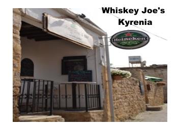 Whiskey Joe S Bar Kyrenia Cyprusscene