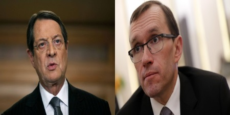 Anastasiades and Eide