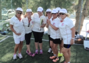 Appreciation of TRNC Ladies Cricket 3