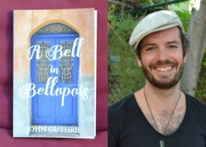 Jay Wadhams with A bell for Bellapais image