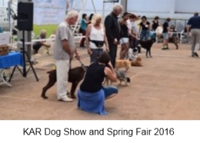 KAR Dog Show and Spring Fair 2016 image