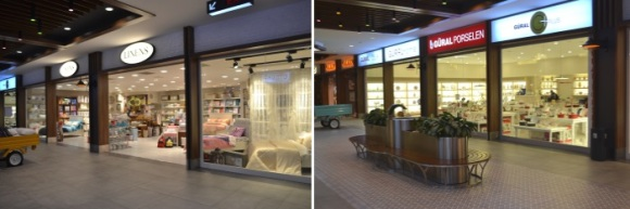 Mall - shops