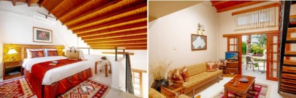 Mezzanine Villas