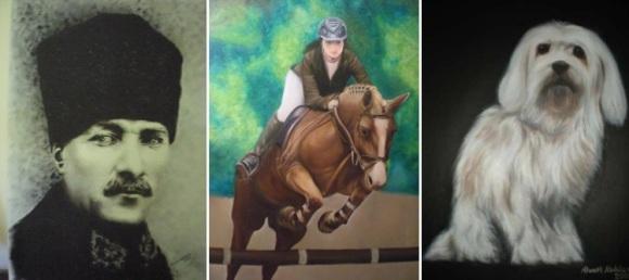 Ahmet - Paintings 3