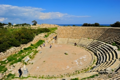 Ancient Theatre of Salamis