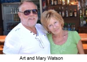 Art and Mary Watson