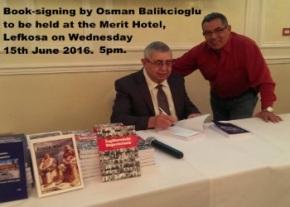 Book-signing Osman Balikcioglu image