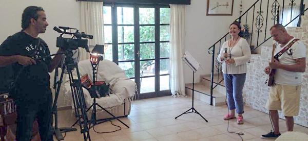 BRTK filming the Diamond Duo