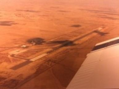 Gecitkale Airport 1985
