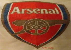 Arsenal badge IMAGE