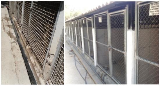 Kar kennel Block 1