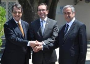 Leaders meet 22nd July image