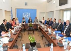 Leaders meet 26th July image