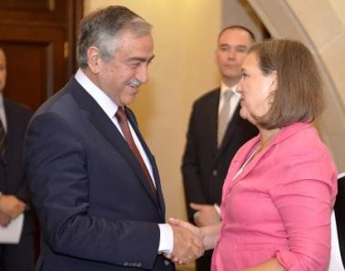 Mustafa Akinci and Victoria Nuland