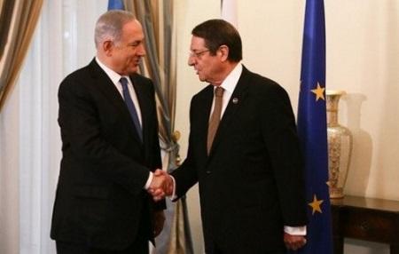 Netanyahu and Anastasiades