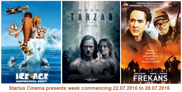 Starlux Cinema 22nd July 06