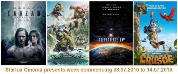 Starlux Cinema 8th June