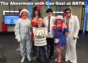 The Abnormals with Can Gazi
