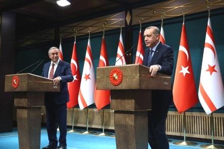 Akinci in Ankara